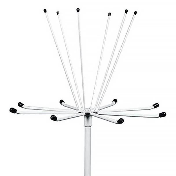 8 Peg Spyder Apron Rack Arms