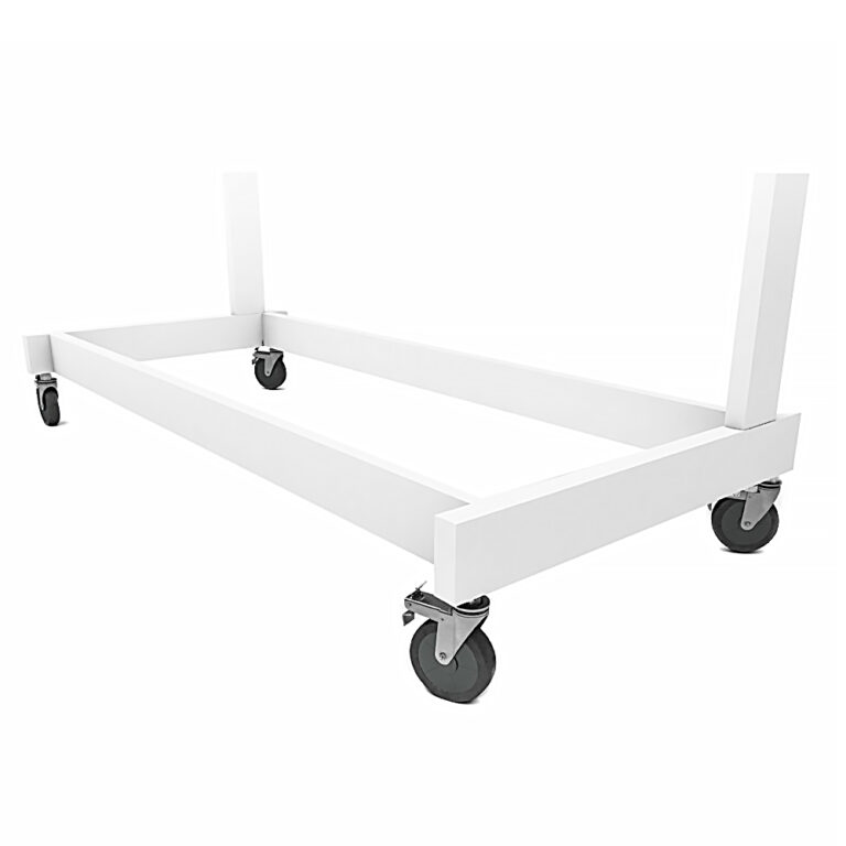 Deca Rack Base and Casters