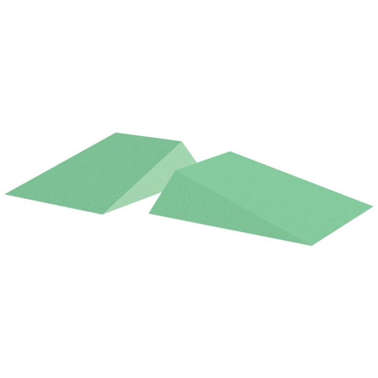 Green Stealth Cote 15 degree wedge for x-Rays
