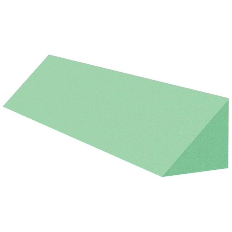 Non-Stealth Traditional 45 Degree Spinal Body Wedge Coated Angled and Upright