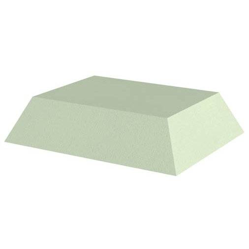 Non-Coated Stealth-Core Rectangle Positioning Block