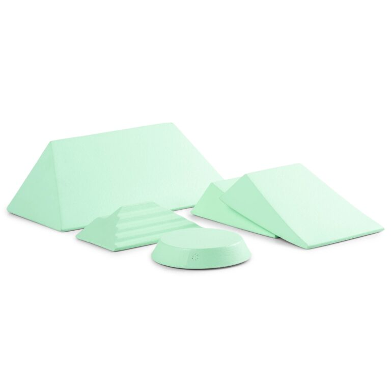 Green Stealth Cote Clinic Radiolucent Sponge Kit A for x-Rays