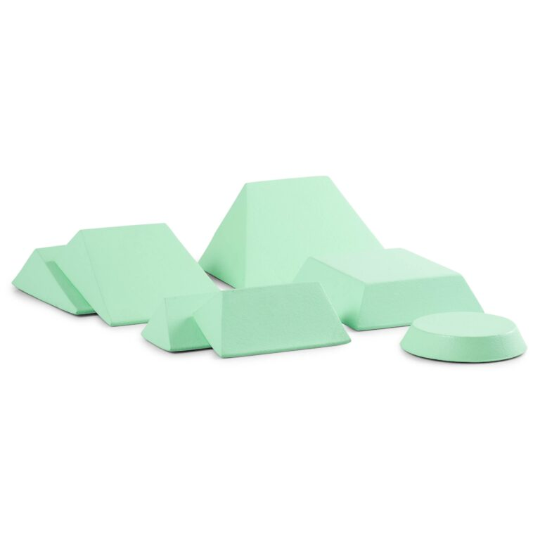 Green Stealth Cote General Radiolucent Sponge Kit A for x-Rays