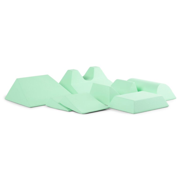 Green Stealth Cote General Radiolucent Sponge Kit D for x-Rays