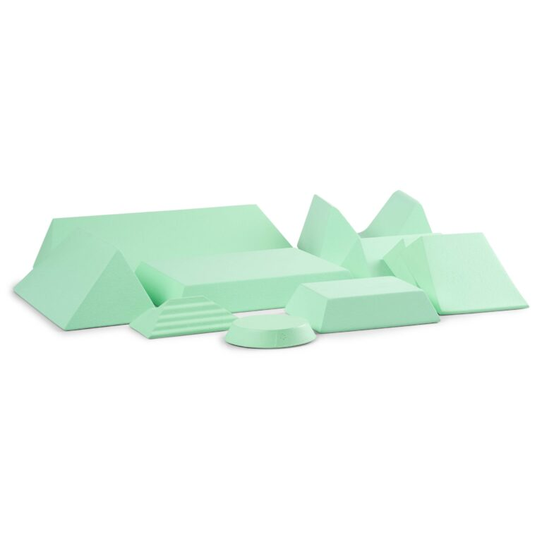 Green Stealth Cote Clinic Radiolucent Kit E for X-Rays
