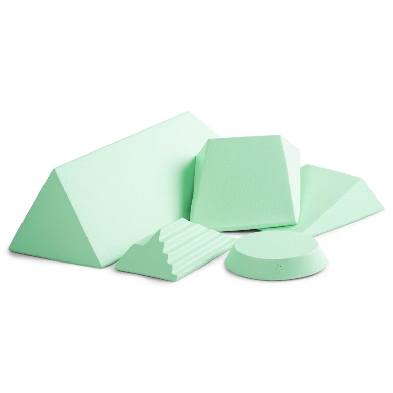 Green Stealth Cote Radiolucent Sponge Kit P for x-Rays