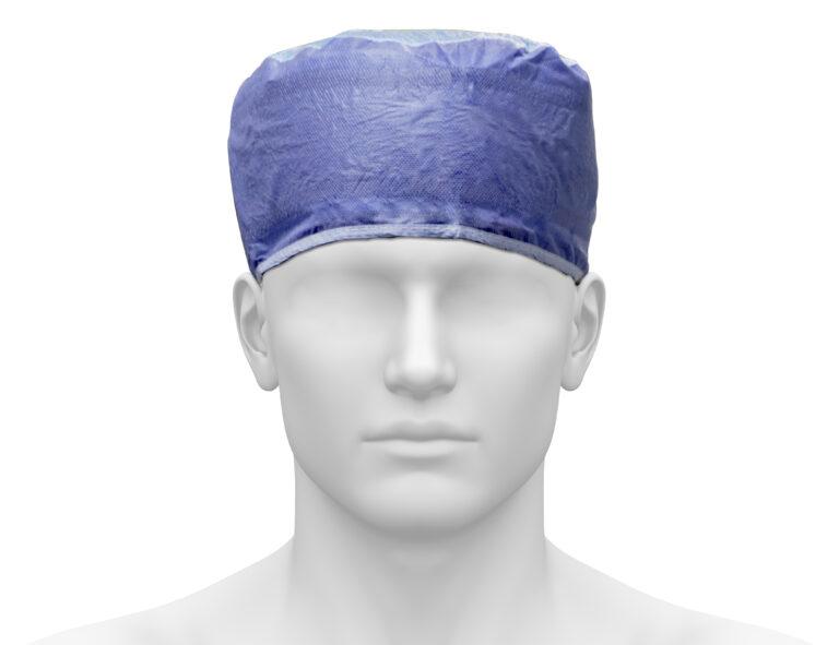 Sorbx Blue Cap, Front Angle