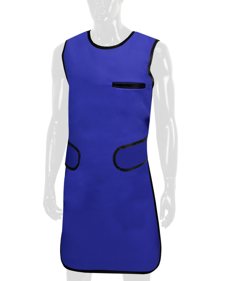 Attenutech Flexiback Apron, Angled to the Front