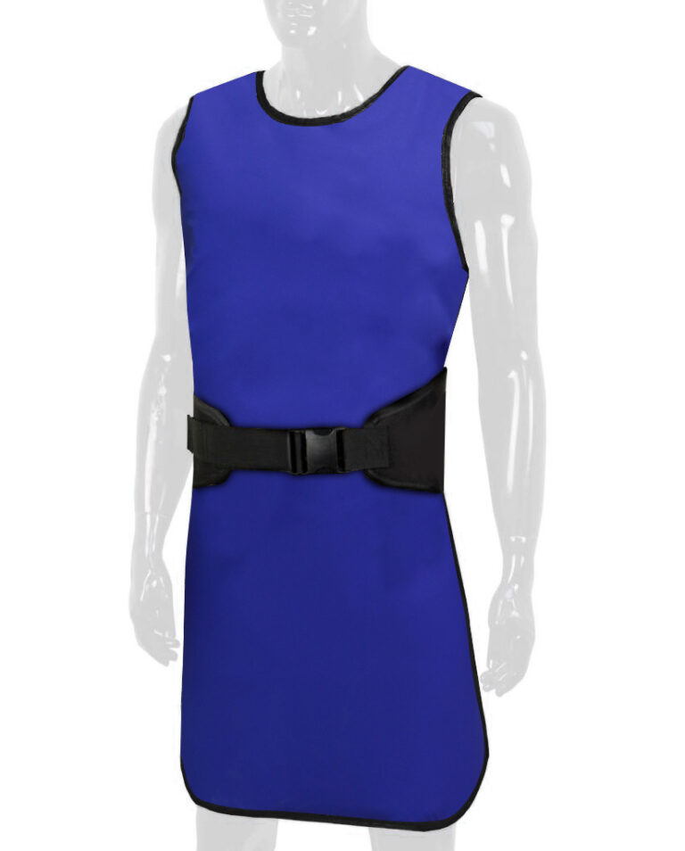 Attenutech Lumbar Support Frontal Apron, Angled to the Front