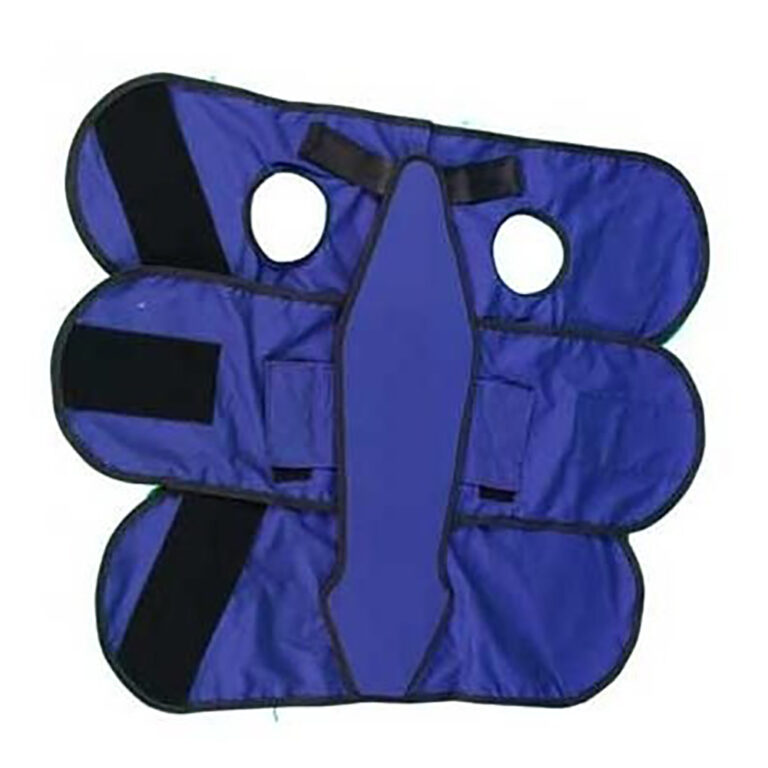 3 Tier Regular Flap Set in blue