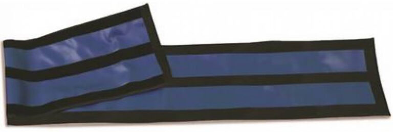 Vinyl Radiolucent Immobilizer Strap 14 Inches Wide