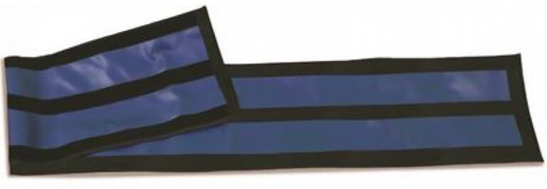 Vinyl Radiolucent Immobilizer Strap 20 Inches Wide